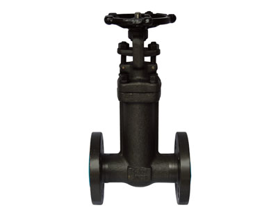 Integral Flanged Bellows Valve