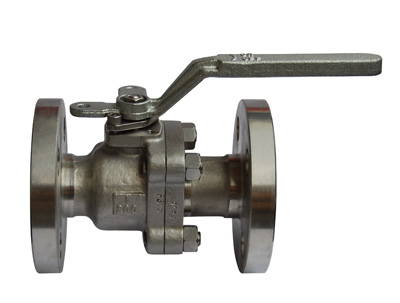 Integral Flanged Ball Valve